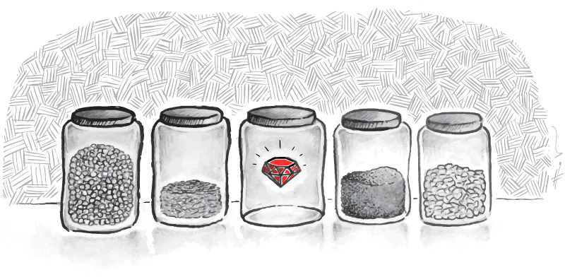 Ruby in a Jar